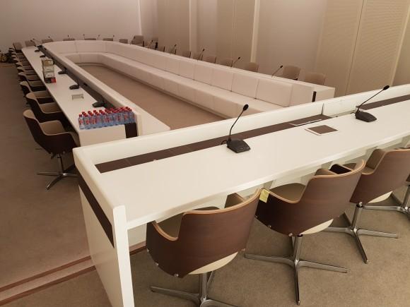 Salle de réunion- Notaires