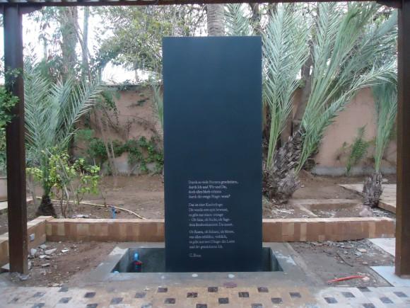 Fontaine Corian- Maroc