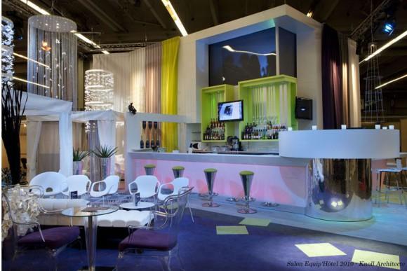 Salon Equip'Hôtel 2010 - Bar Lounge